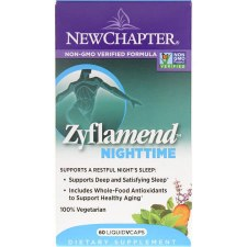 New Chapter Zyflamend Nighttime, 60 vegetarian capsules