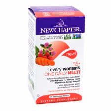 New Chapter One Daily 55+ Mens Multivitamin, 24 vegetable tablets