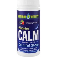 Natural Vitality Sleep Natural Calm, 4 oz.