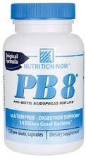 Nutrition Now PB8 Original Formula, 120 capsules