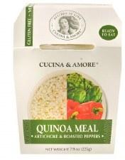 Cucina & Amore Artichoke Lemon Farro Meal, 7.9 oz.