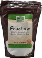 NOW Foods Fructose, 24 oz.