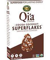 Nature's Path Organic Qi'a Cocoa Coconut Cereal, 10 oz.