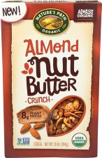 Nature's Path Almond Nut Butter Crunch, 10 oz.