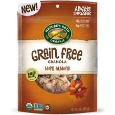 Nature's Path Grain Free Maple Granola, 8 oz.