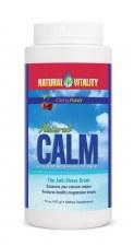 Natural Vitality Cherry Flavor Natural Calm, 16 oz.