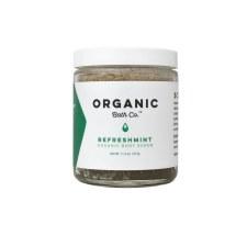 Organic Bath Co Body Scrub, 2.6 oz.