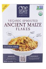 One Degree Veganic Sprouted Ancient Maize Flakes, 12 oz.