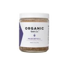 Organic Bath Co Peacefull Body Scrub, 2.6 oz.