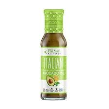 Primal Kitchen Italian Vinagrette Dressing, 8 oz.