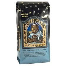 Raven's Brew Coffee Bruin City Roast Coffee, 12 oz.