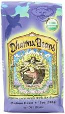 Raven's Brew Coffee Dharma Medium Roast Coffee, 12 oz.