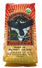 Raven's Brew Coffee House Dark Roast Coffee, 12 oz.