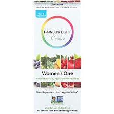 Rainbow Light Womens Multi One a Day, 60 tablets