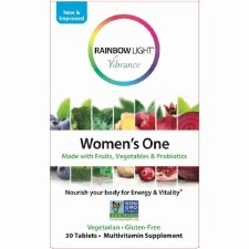 Rainbow Light Womens Multi One a Day, 30 tablets