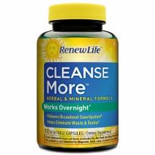 Renew Life CleanseMore, 100 vegetarian capsules