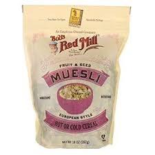 Bob's Red Mill Fruit & Seed Muesli, 14 oz.