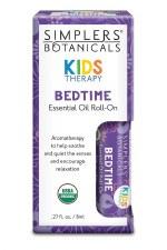 Simplers Botanicals Kids Bedtime Essential Oils, .27 oz.