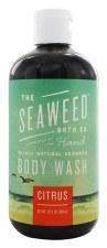 Seaweed Bath Co. Citrus Body Wash, 12 oz.