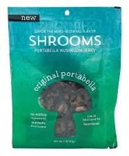 Shrooms Original Mushroom Jerky, 2 oz.