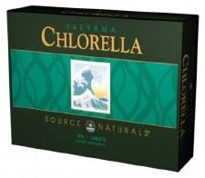 Source Naturals Yaeyama Chlorella 200mg, Resealable Pouch, 300 tablets