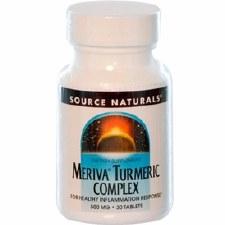 Source Naturals Meriva Tumeric, 500mg, 30 tablets