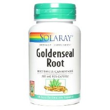 Solaray Goldenseal Root 550mg 50 capsules
