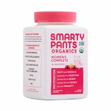 Smartypants Organics Women's Complete, 120 vegeatarian tablets