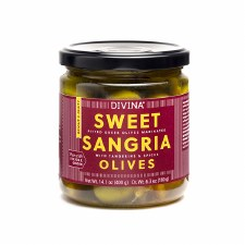 Divina Sweet Sangria Olives, 6.3 oz.