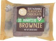Sweet Street Manifesto Peruvian Chocolate Brownie, 2.8 oz.