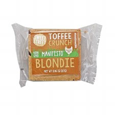 Sweet Street Manifesto Toffee Crunch Blondie, 2.8 oz.