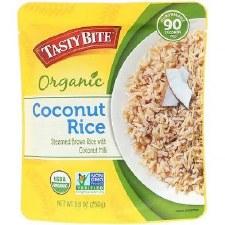 Tasty Bite Coconut Rice, 8.8 oz.