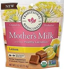 Traditonal Medicinals Lemon MOther's MIlk, 2.52 oz.