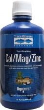 Trace Minerals Research Pina Colada Cal/Mag/Zinc, 32 oz.