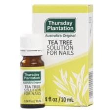 Thursday Plantation Tea Tree Solution For Nails, .34 oz.
