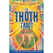 The Thoth Tarot Cards, by Aleister Crowley