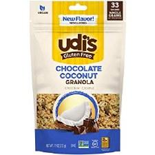 Udi's Gluten Free Chocolate Coconut Granola, 11 oz.