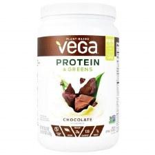 Vega Chocolate Protein & Greens, 21.8 oz.