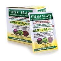 Vibrant Health Green Vibrance, single packet