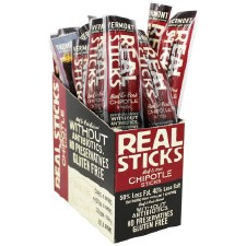 Vermont Smoke & Cure Beef & Pork Chipotle Stick, 1 oz.