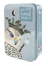 White Sage Tarot Cards, by Theresa Hutch