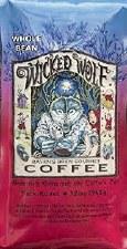 Raven's Brew Coffee Wicked Wolf Dark Roast Coffee, 12 oz.