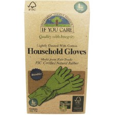 If You Care Household Gloves, 1 pair large