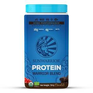 Sunwarrior Warrior Blend Chocolate 750g