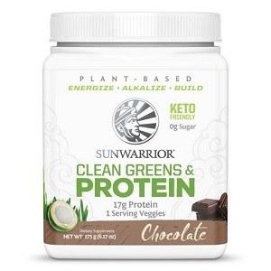 Sunwarrior  Sunwarrior Clean Green Choc 175g