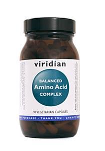 Viridian Nutrition Balanced Amino Acid Complex 90