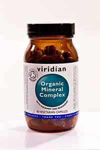 Viridian Nutrition Organic Mineral Complex 90
