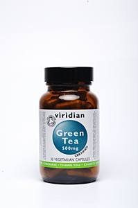 Viridian Nutrition Ltd Green Tea 500mg 30