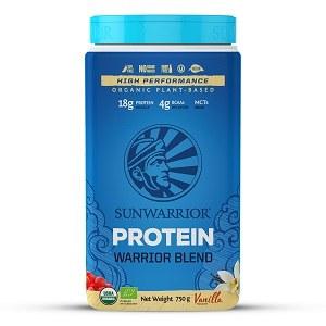 Sunwarrior Sunwarrior Protein Vanilla 750g