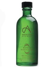 Absolute Aromas Refresh Bath And Massage Oil 100ml